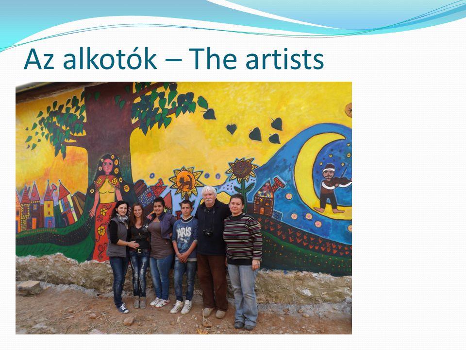 Az alkotók – The artists