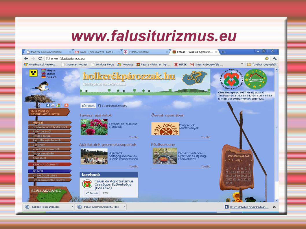 www.falusiturizmus.eu