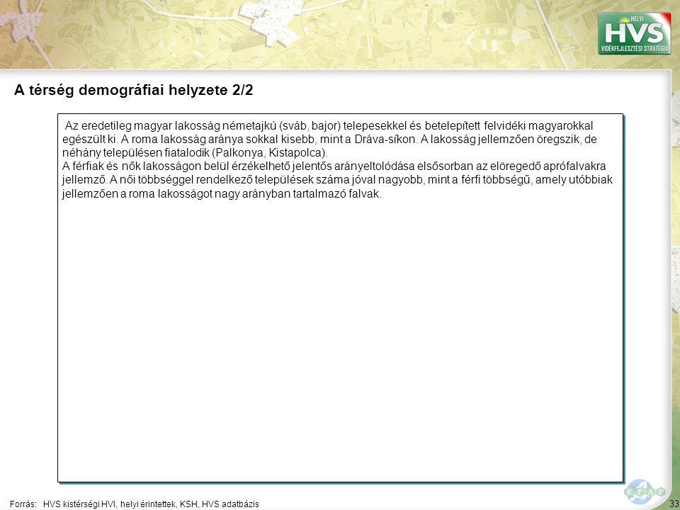 33 Az eredetileg magyar lakosság németajkú (sváb, bajor) telepesekkel és betelepített felvidéki magyarokkal egészült ki. A roma lakosság aránya sokkal
