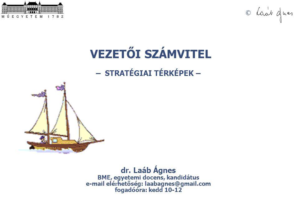 VEZETŐI SZÁMVITEL © – STRATÉGIAI TÉRKÉPEK – dr.