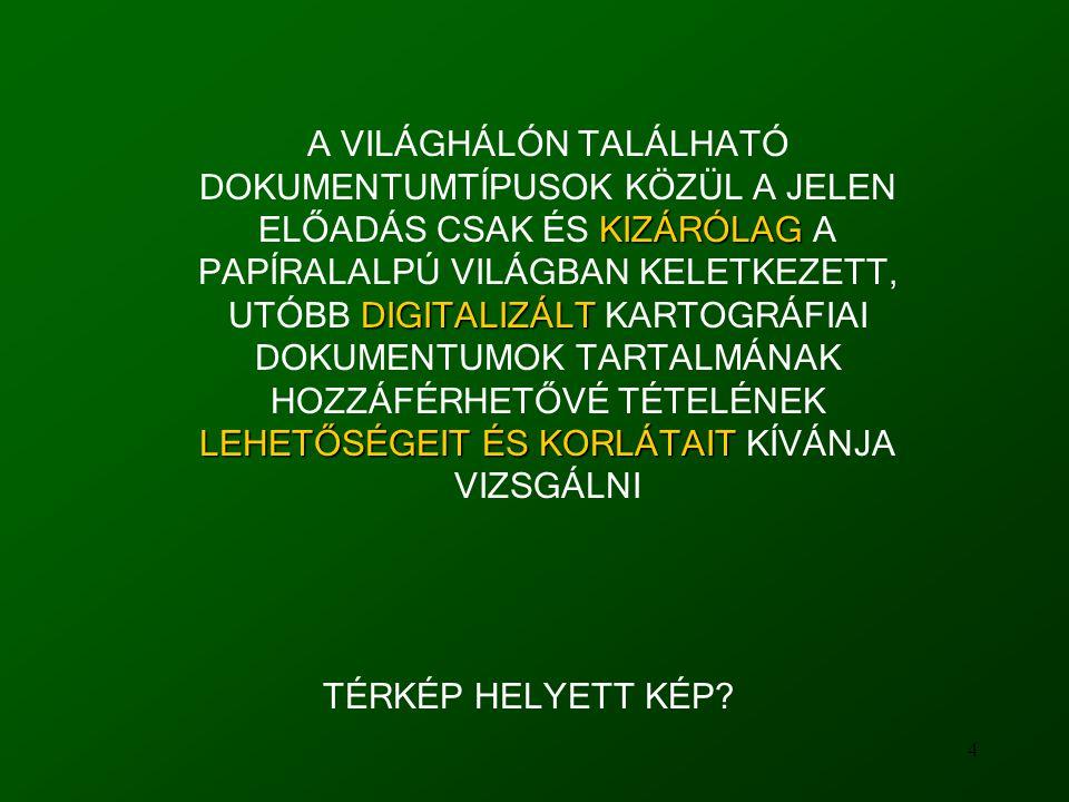 25 TÉRKÉPEK KERESHETŐVÉ 1.