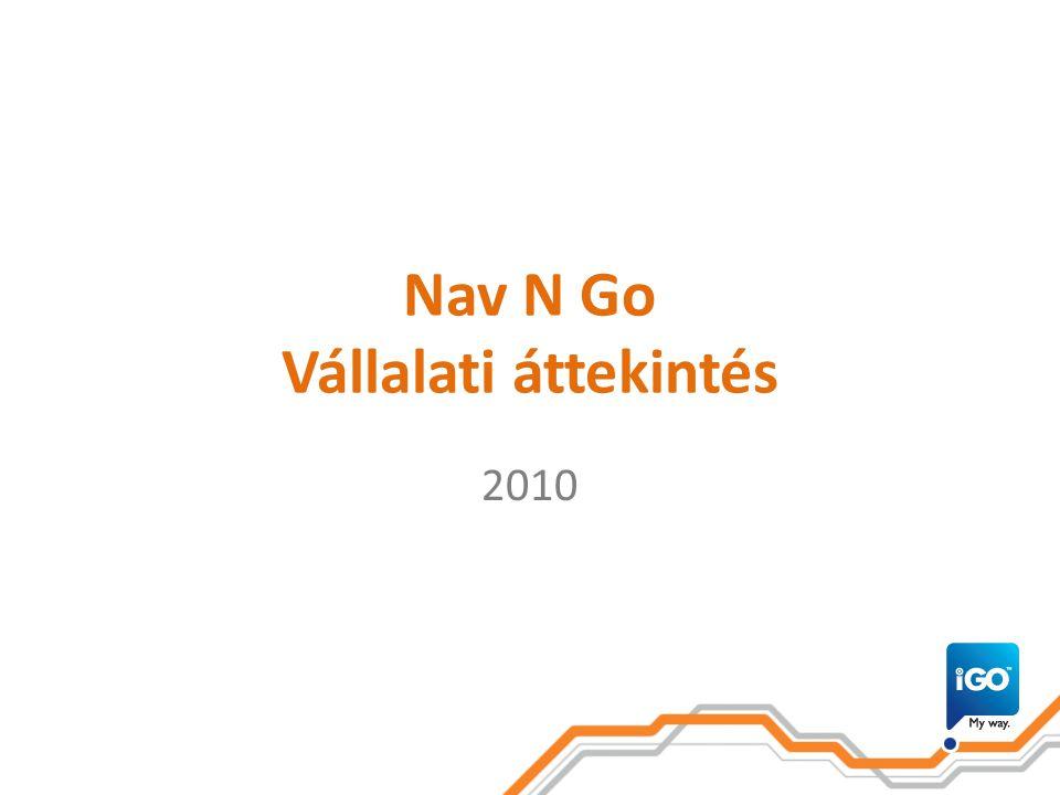 Nav N Go Vállalati áttekintés 2010