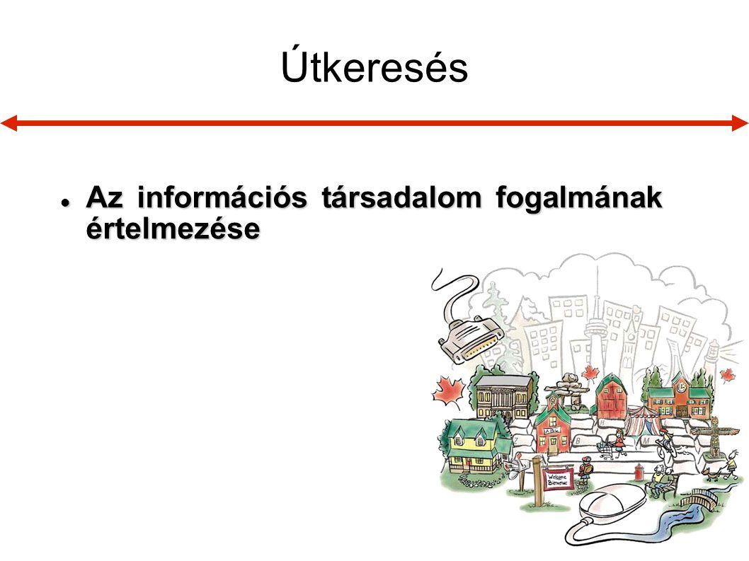 Információfelhalmozás képessége  Információs tőke eredeti felhalmozása