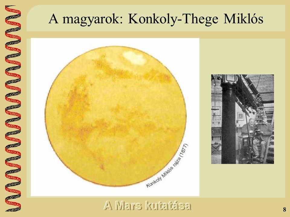 8 A magyarok: Konkoly-Thege Miklós