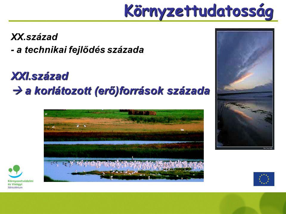 Globális felmelegedés Felmelegedés Magyarországon 1900 és 2000 között
