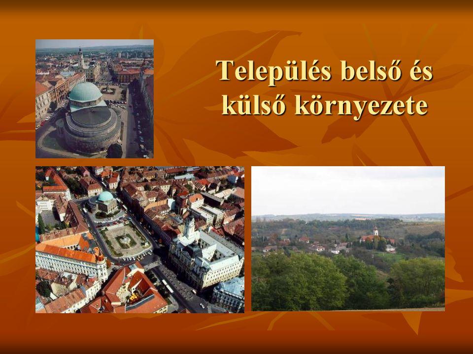 Lipótvárosi Szent István Bazilika 1880-ben és ma.Kecskemét katolikus bérház 1933-ban és 2004-ben.