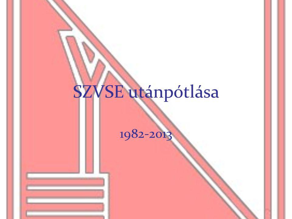 Történelem •1982-1990-ig Szokol Lajos mint edző, majd napjainkban mint szakosztályvezető vezeti a szakosztályt.