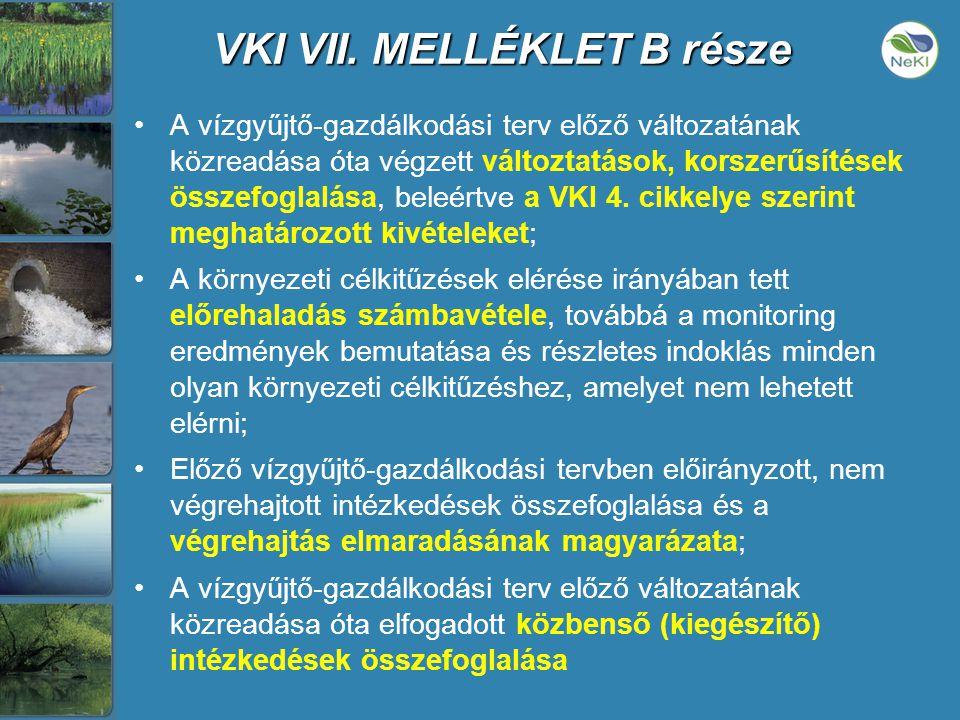 VKI VII.