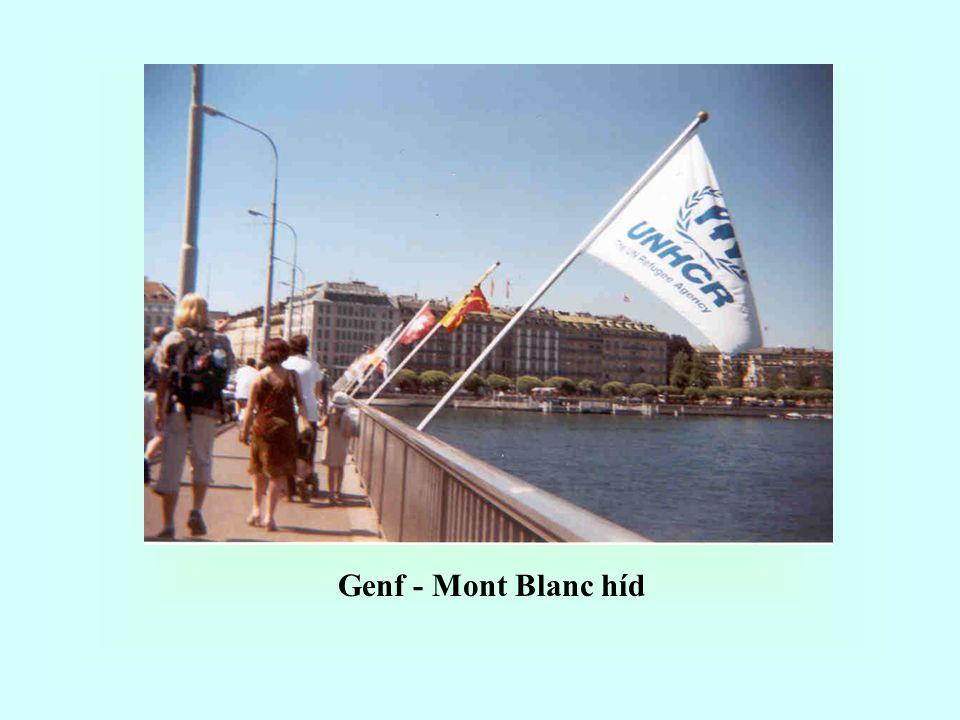 Genf – Reformátorok fala