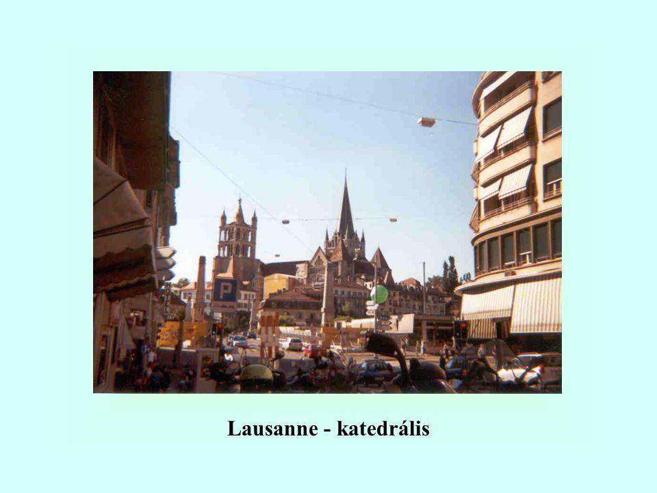 Lausanne – szállás