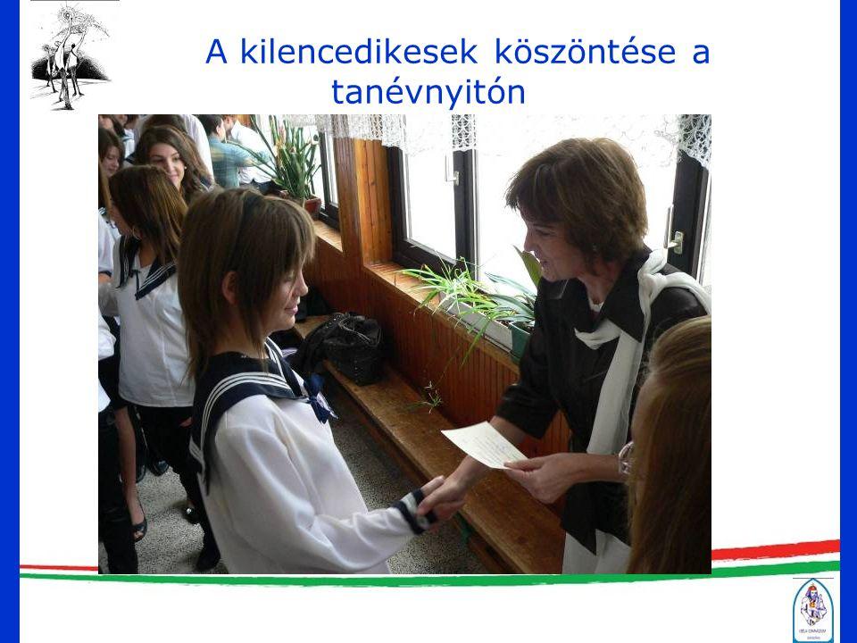 Az I. Béla elismerten diákközpontú, jó légkörű gimnázium Megérkezés a Szöcsketáborba