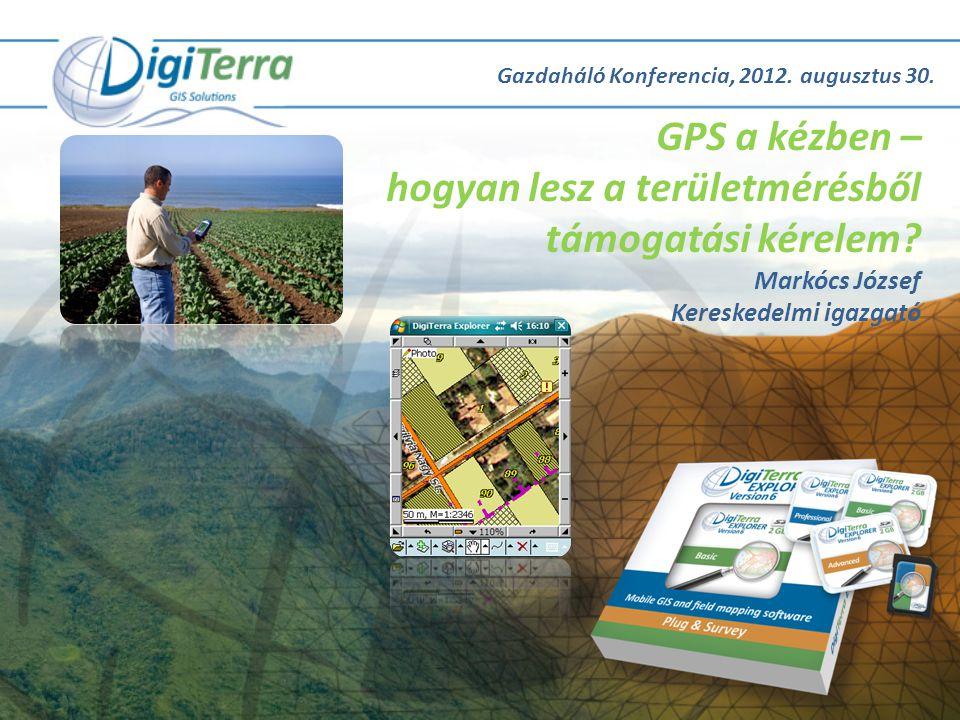Gazdaháló Konferencia, 2012. augusztus 30.