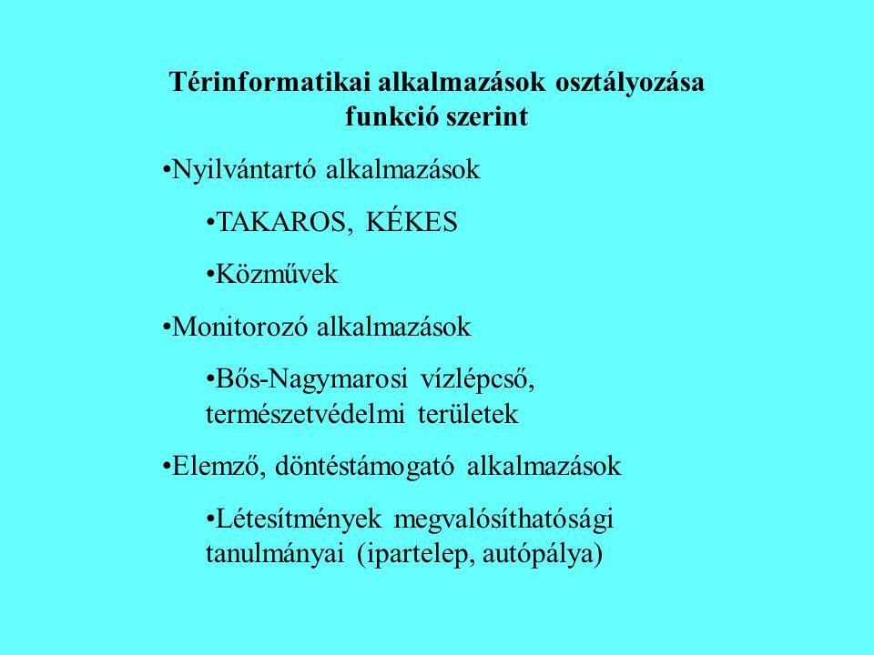 Minősítési szempontok Magyarország felszínének minősítése •Átlagos tengerszint feletti magasság.