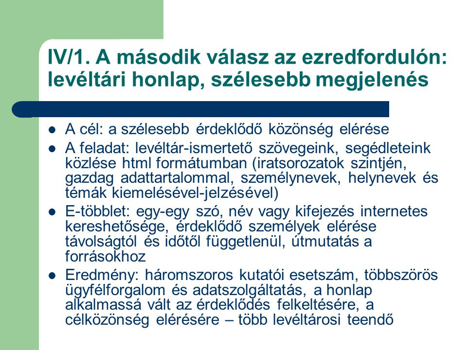 IV/2.