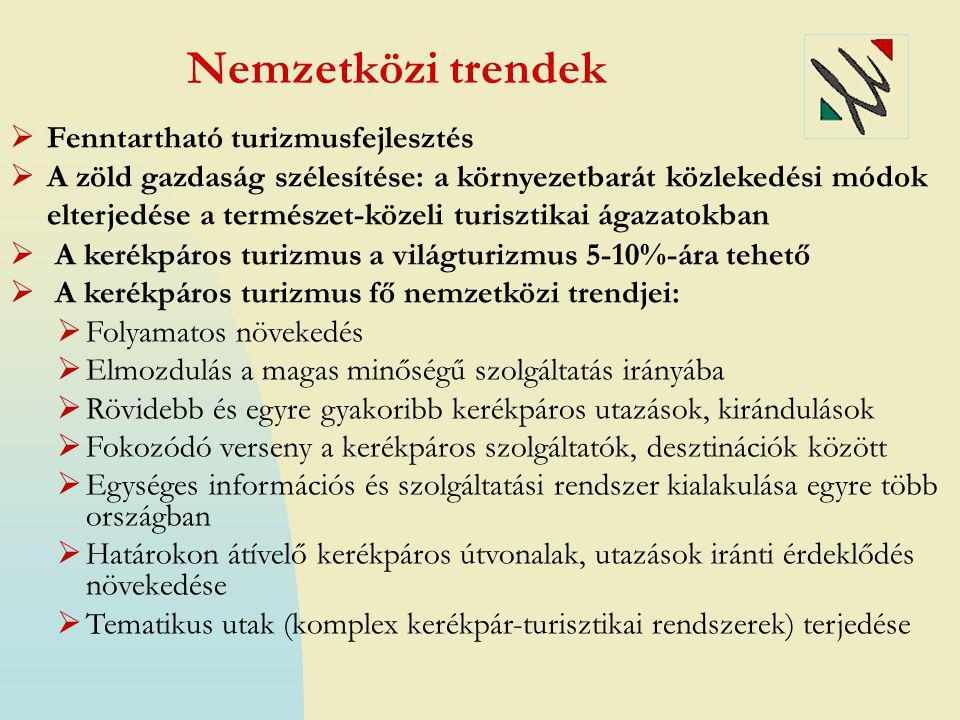 A KTB Turisztikai Munkacsoportjának főbb észrevételei II.