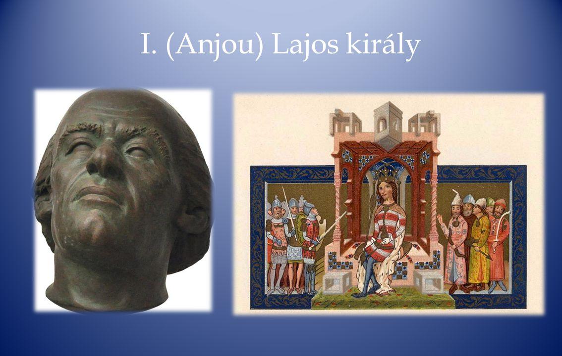 I. (Anjou) Lajos király
