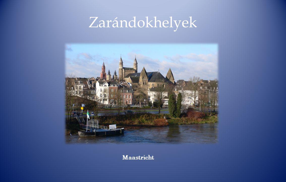Zarándokhelyek Maastricht