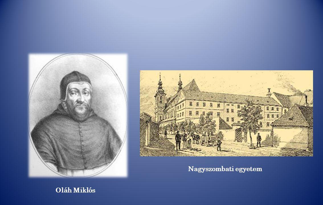 Oláh Miklós Nagyszombati egyetem