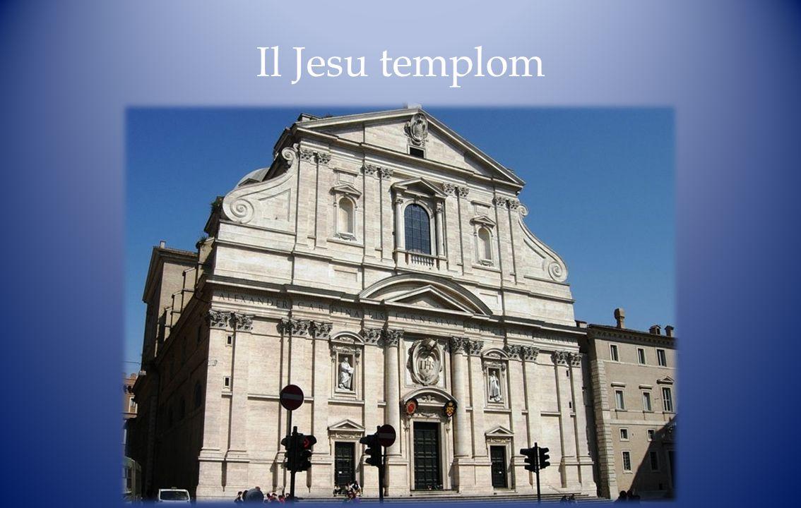 Il Jesu templom