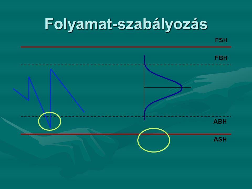 FSH ASH ABH FBH Folyamat-szabályozás