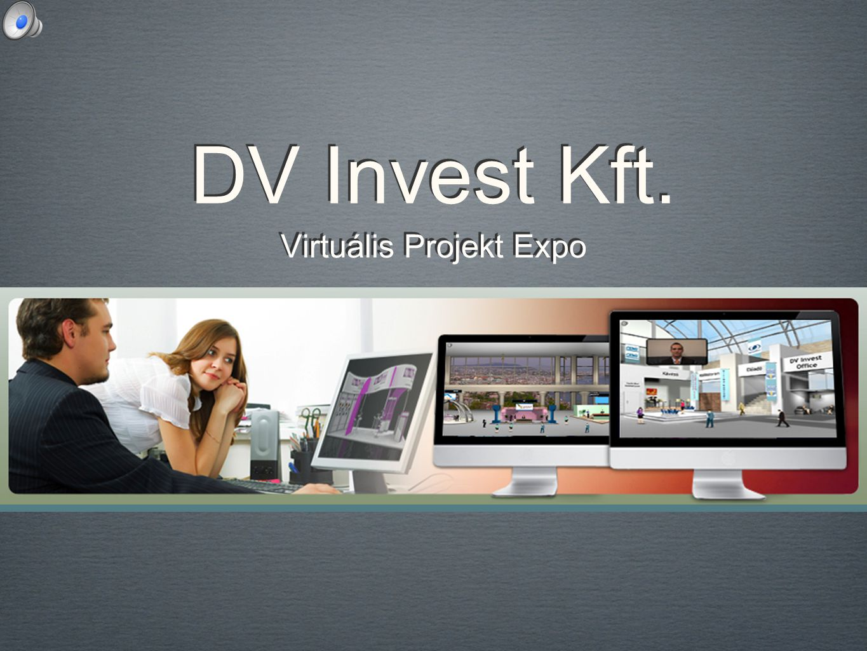 DV Invest Kft. Virtuális Projekt Expo