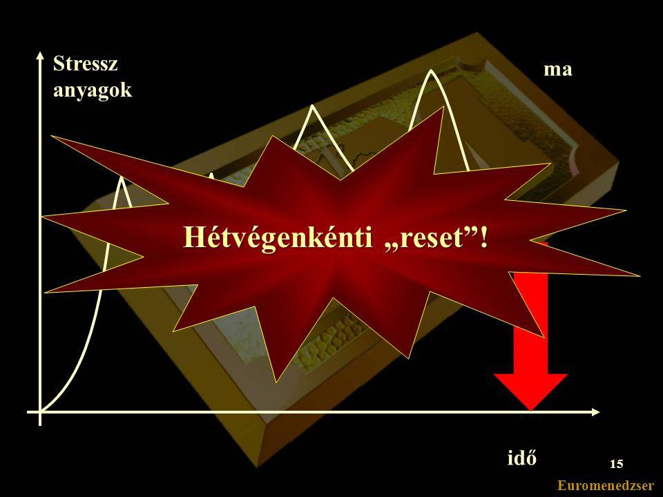 Euromenedzser Stresszanyagok ma idő 14