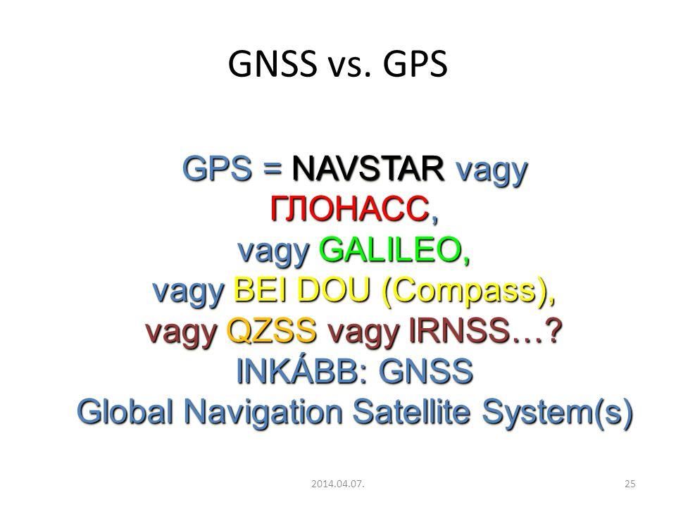 2014.04.07.25 GNSS vs.