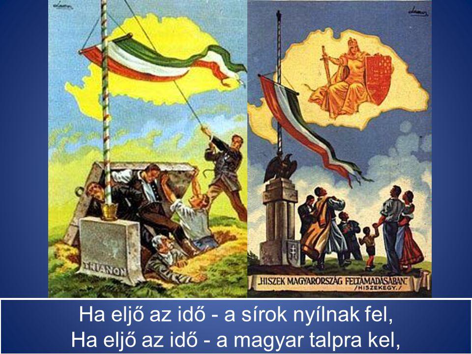 Nem teremhet Bánát a rácnak kenyeret! Magyar szél fog fúni a Kárpátok felett!