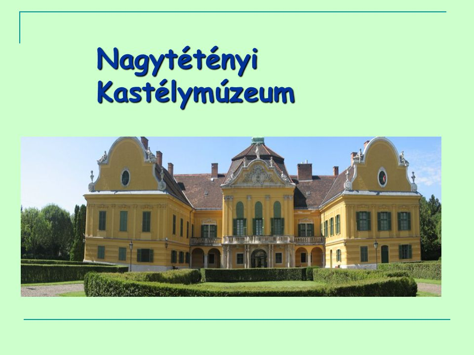 Nagytétényi Kastélymúzeum
