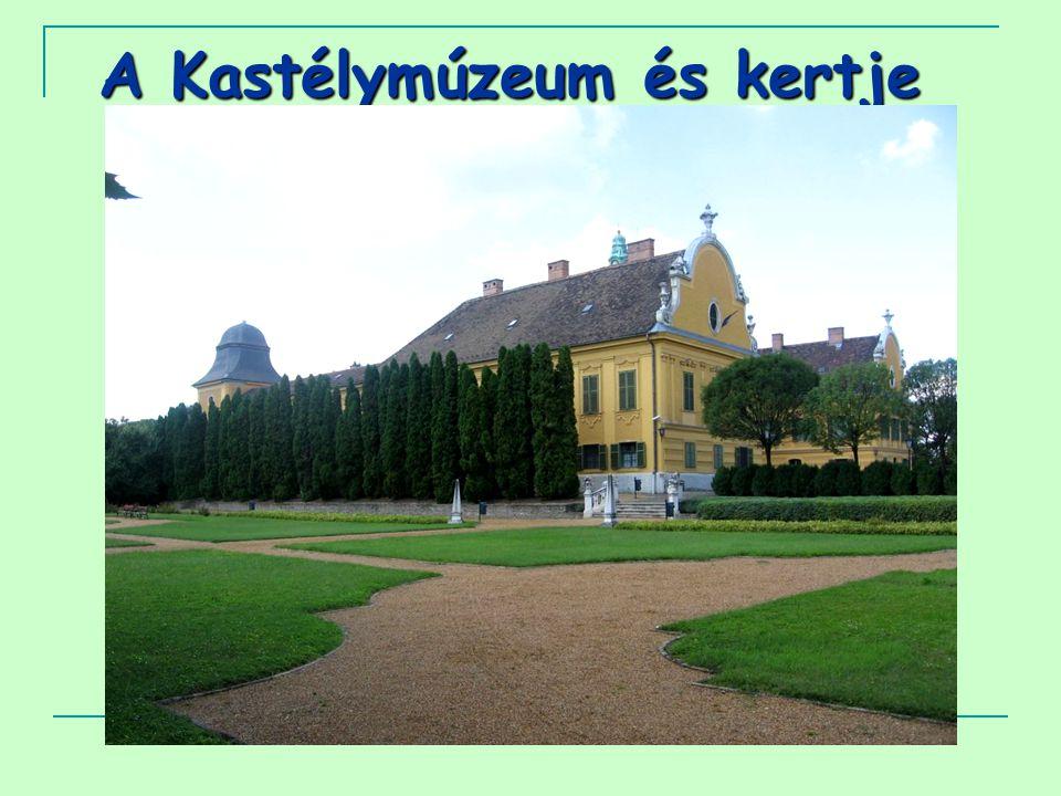 A Kastélymúzeum és kertje