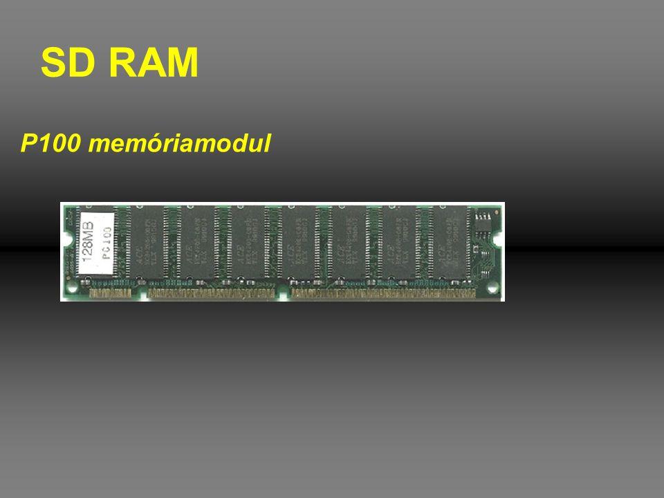 P100 memóriamodul