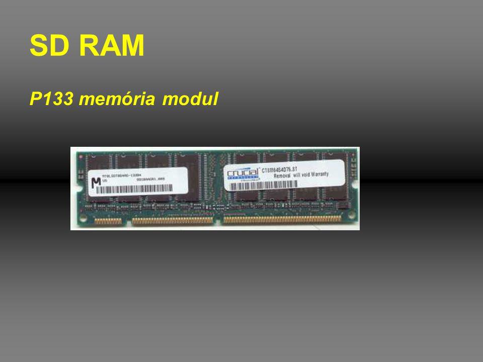 SD RAM P133 memória modul