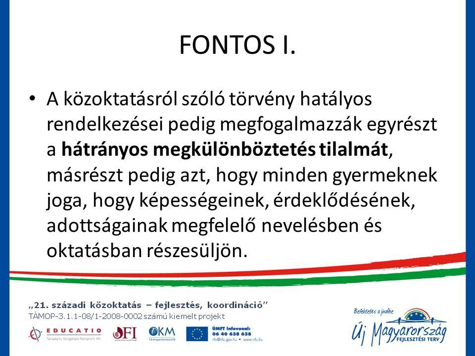 FONTOS I.