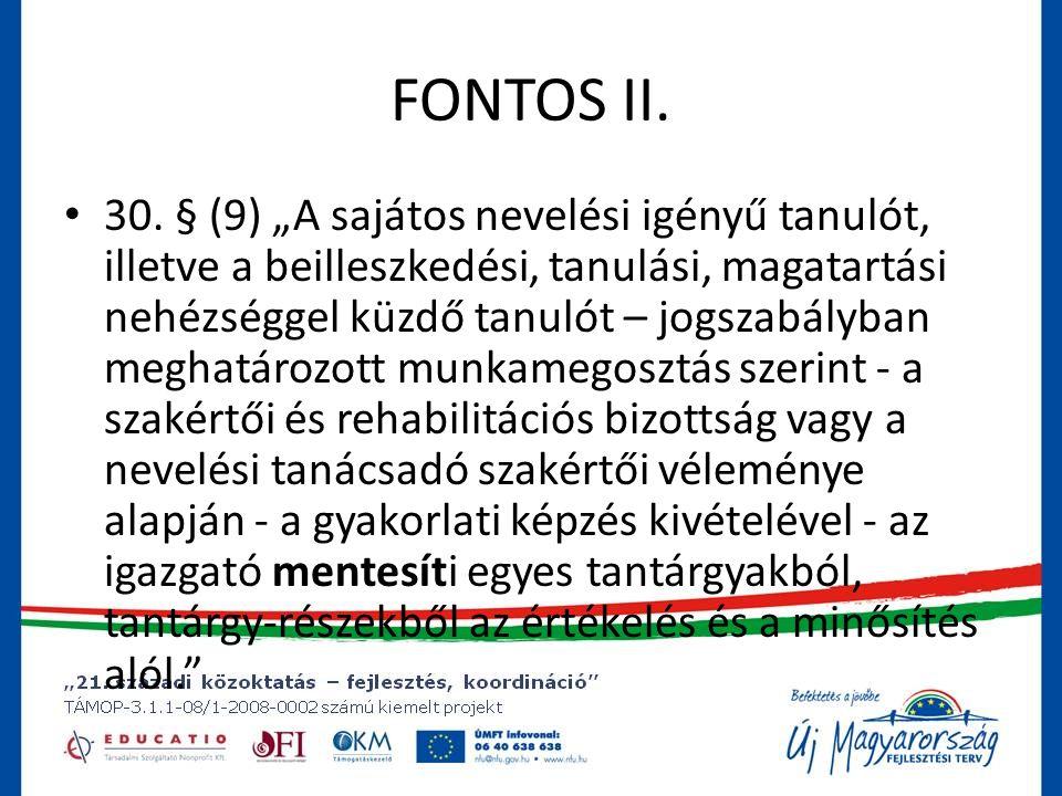 FONTOS II.• 30.