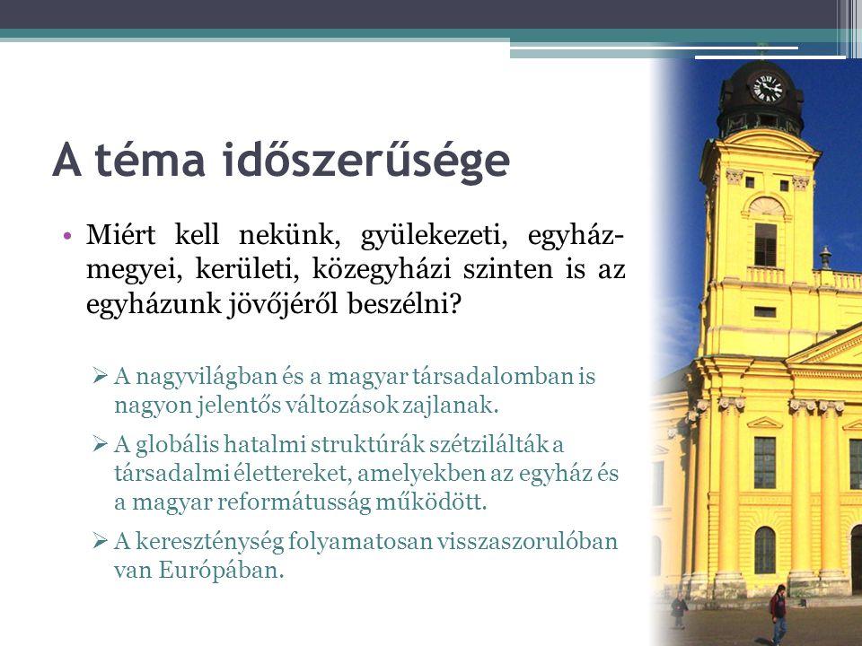 A misszió •A kifelé irányuló, - egyház és istenkép nélküli magyar társadalom megszólítása szóló misszió - pedig azért mutat kevés eredményt, mert részben koncepció nélküli és nem alkalmazza a tömegek széles körű elérhetőségét és meggyőzését biztosító eszközrendszert.