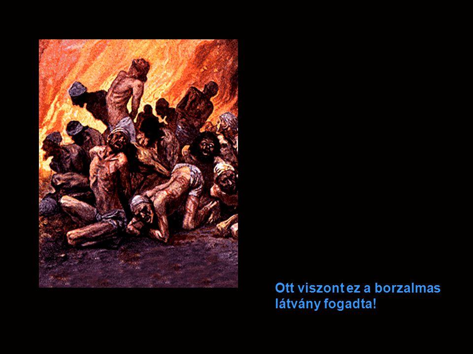 Elszállt ez a nap is, megjelent Szent Péter: - Eltöltöttél egy napot a Pokolban, egyet a Mennyben.
