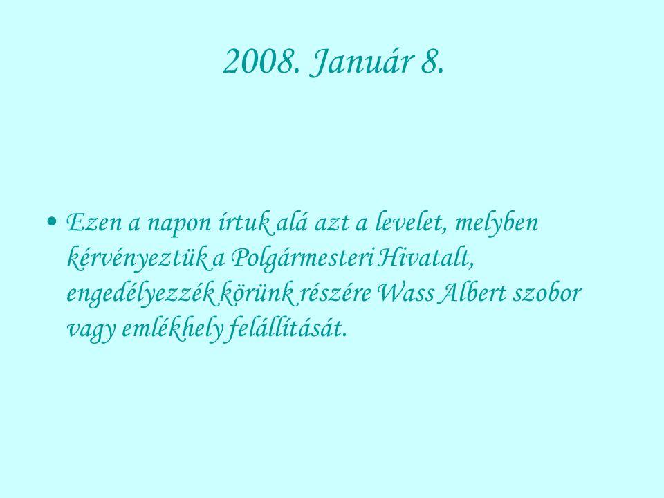 2008. Január 8.