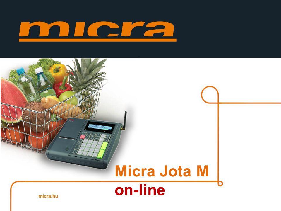 Micra Jota M on-line