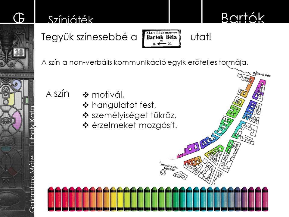 A szín a non-verbális kommunikáció egyik erőteljes formája.