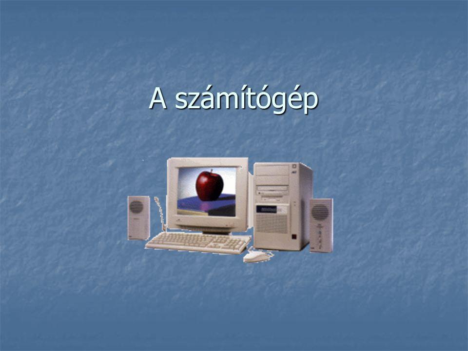A számítógép