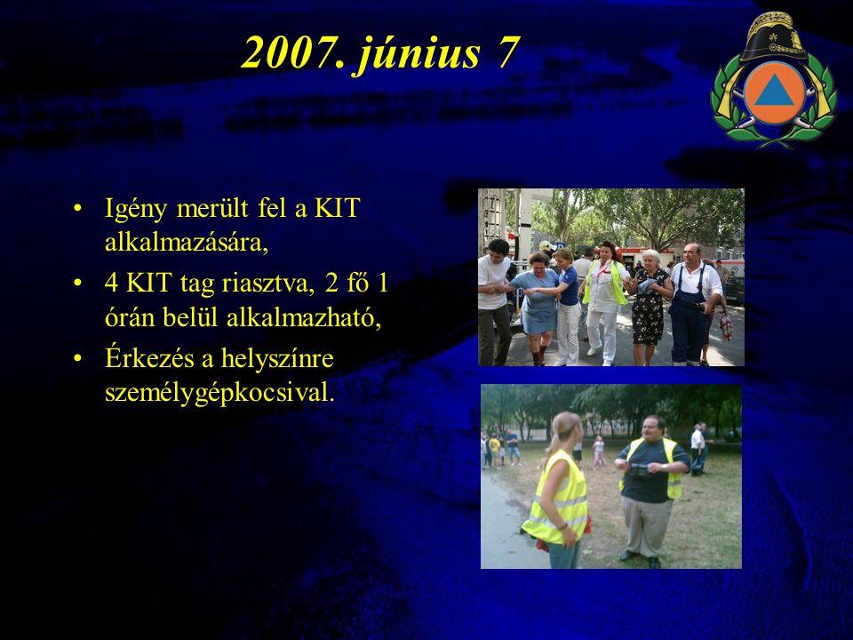 2007.Június 16 •Lengyel zarándokokat szállító jármű balesetében egy nő meghalt, egy ember életveszélyes, 11-en súlyos, 16-an pedig könnyebben megsérültek.