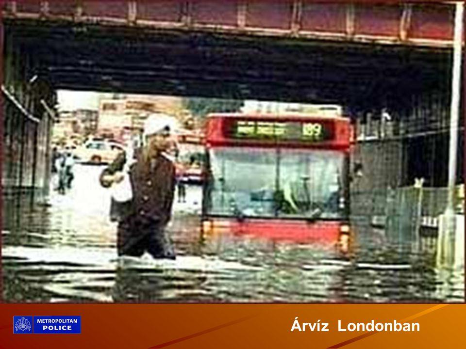 Árvíz Londonban