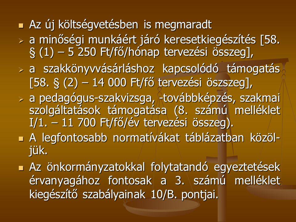 """ """"E jogcímek (a 3.sz. mell. 15-17. pontja – H."""