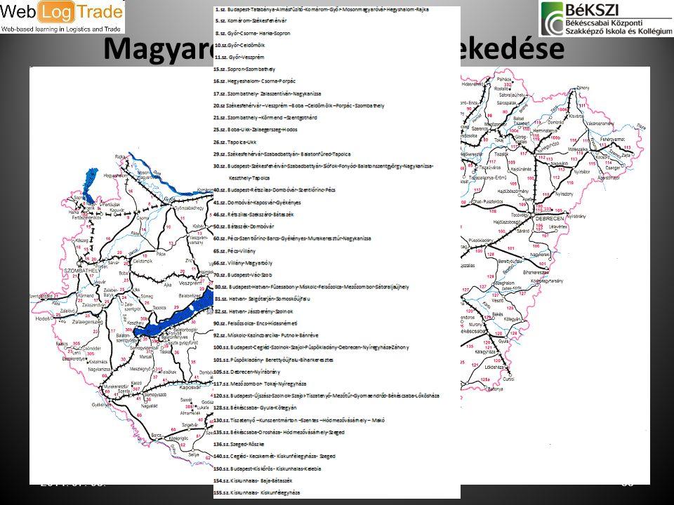 Magyarország vasúti közlekedése 2014. 07. 03.38