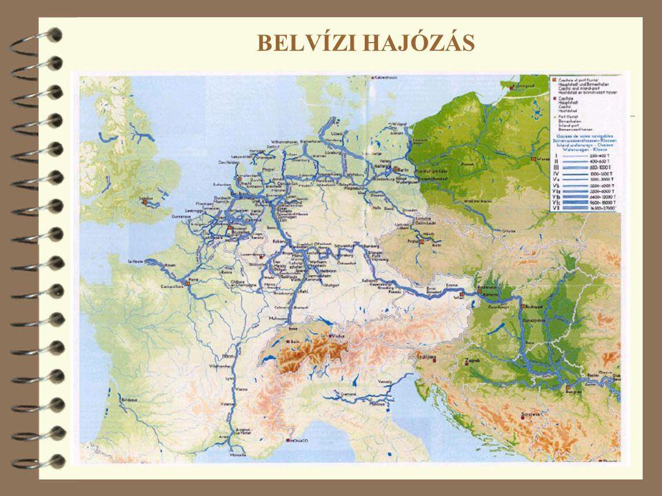 BELVÍZI HAJÓZÁS