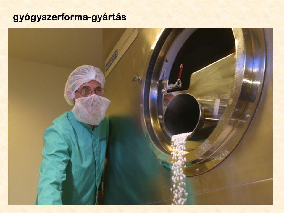 7 gyógyszerforma-gyártás