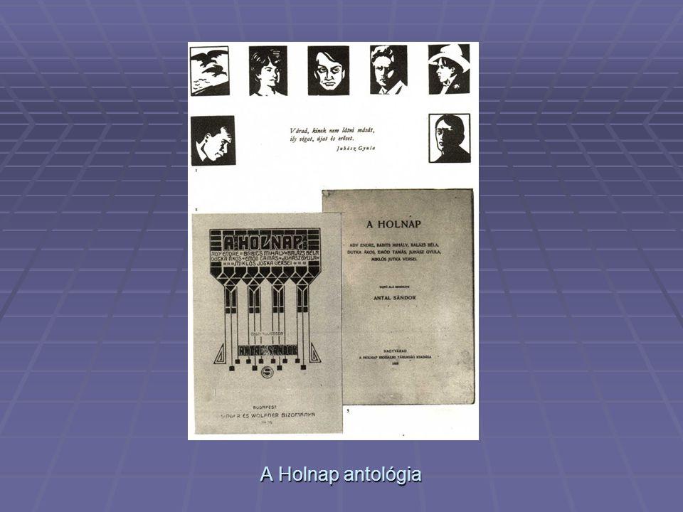 A Holnap antológia