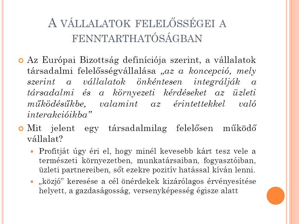 F ELELŐS HR= FELELŐS VEZETŐK ÉS MUNKATÁRSAK 1.
