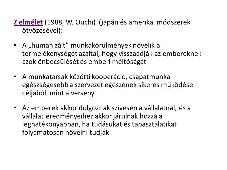 5 Z elmélet (1988, W.