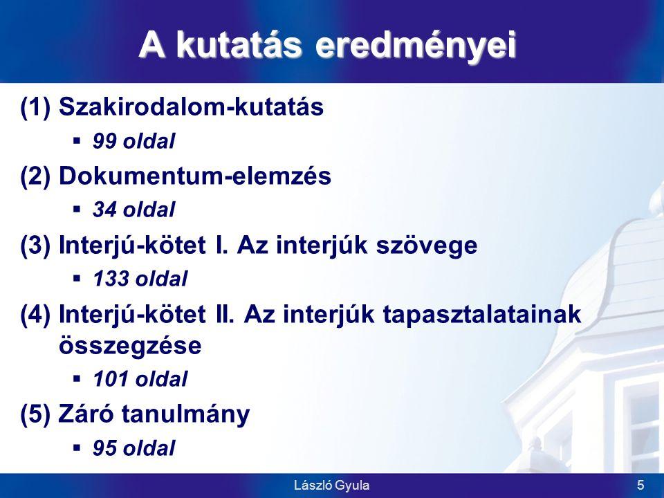 László Gyula6 Miért a paktumok (partnerségek).